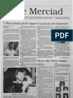 The Merciad, April 21, 1988