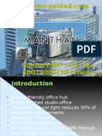 AMR Manthan Commercial Space Project in Greater Noida For Sale, Rent, Buy And Lease