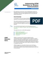 Altera OFDM Guide AN503