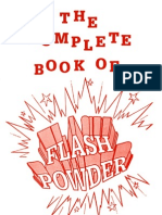 3232192 Complete Book of Flash Powder