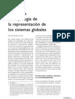 Hacia Una Antropologia de La Representacion de Los Sistemas Globales10pp