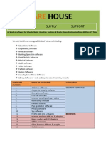 Software House Corporation 2011