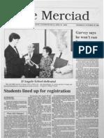 The Merciad, Oct. 20, 1988