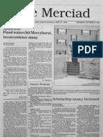 The Merciad, Oct. 27, 1988