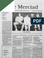 The Merciad, Dec. 8, 1988