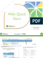8 Alfresco Web Quick Start