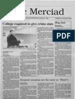 The Merciad, Jan. 19, 1989