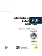 Union Station to Oak Cliff Dallas Street Care A