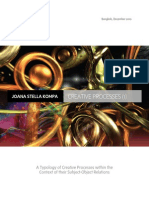 Creative Processes (1) Joana Stella Kompa MMX