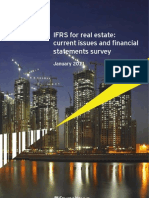IFRS for Real Estate 2011