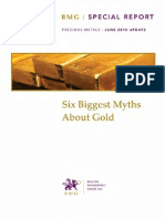 BMG Special Report - Gold Myths