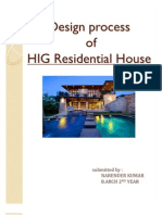 HIG Design Process
