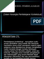 Bahan 6 Model-model Pembelajaran