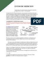 INSTRUMENTOS DE MEDICION DIRECTA