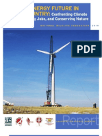 The New Energy Future in Indian Country by National Wildlife Federation