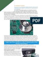 COMO MANUSEAR PEÇAS DO PC