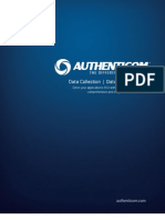 Authenticom Corporate Brochure - DMS Integration and Automotive Data Management Solutions