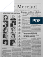 The Merciad, Oct. 5, 1989
