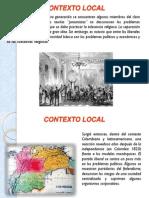 Iglesia y Sociedad Civil, S. XIX