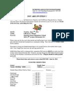 Ram Bbq Order Form 2011