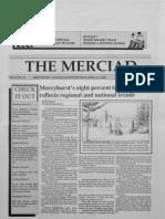The Merciad, March 15, 1990