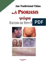 La  Psoriasis. El Exceso de Yinn Pulmón_Descrpcipción  y Tratamiento