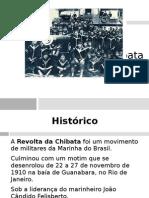 Revolta da Chibata-
