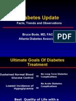 Diabetes Update(Bode - Atlanta)