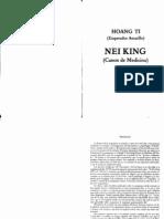 LING SHU - Hoang Ti (Emperador Amarillo) - Nei King
