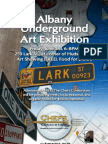 Albany Underground Art Exhibition