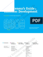 Guide to Customer Development