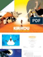 Kirikou Et Les Betes Sauvages Dossier de Presse