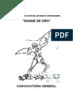 Guane de Oro-Convocatoria 2010 (1)