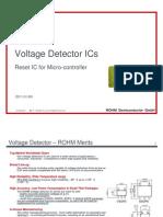 Rohm Voltage Detector 2011-01-06