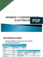 Normas y Converciones Electric As