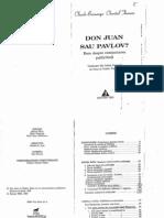 Don Juan Sau Pavlov