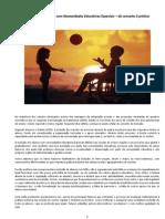 A Inclusão de alunos com Necessidades Educativas Especiais – do conceito à prática
