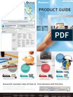 Pro-Face Product Guide 2008
