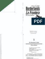 borderlands- Anzaldúa