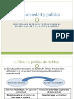 Sesion 8 - Filosofía política
