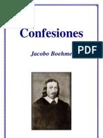 Boehme Jacob - Confesiones
