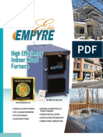 Profab Empyre Elite Boiler Brochure