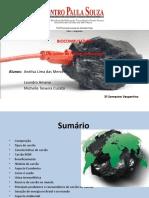 Carvão  Mineral michelle
