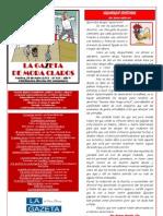 La Gazeta de Mora Claros nº 115 - 27052011