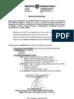 NOTA LISTADOS PROVISIONALES 25-05-2011