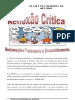 Reflexão Crítica de Reclamações-Tratamento e Encaminhamento