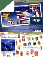 Trabalho de Grupo- 27 Estados Membros