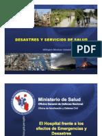 Efectos de Emergencias y Desastres en Servicios de Salud [Modo de ad