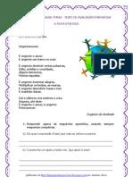 texto poético - teste de avaliação (blog7 09-10)