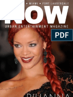 Now Urban Entertainment Magazine